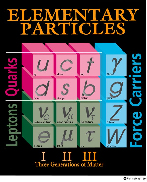 elementary particles book cover