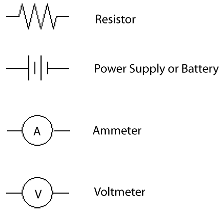 Fine Battery Schematic Symbol Inspiration Electrical Circuit