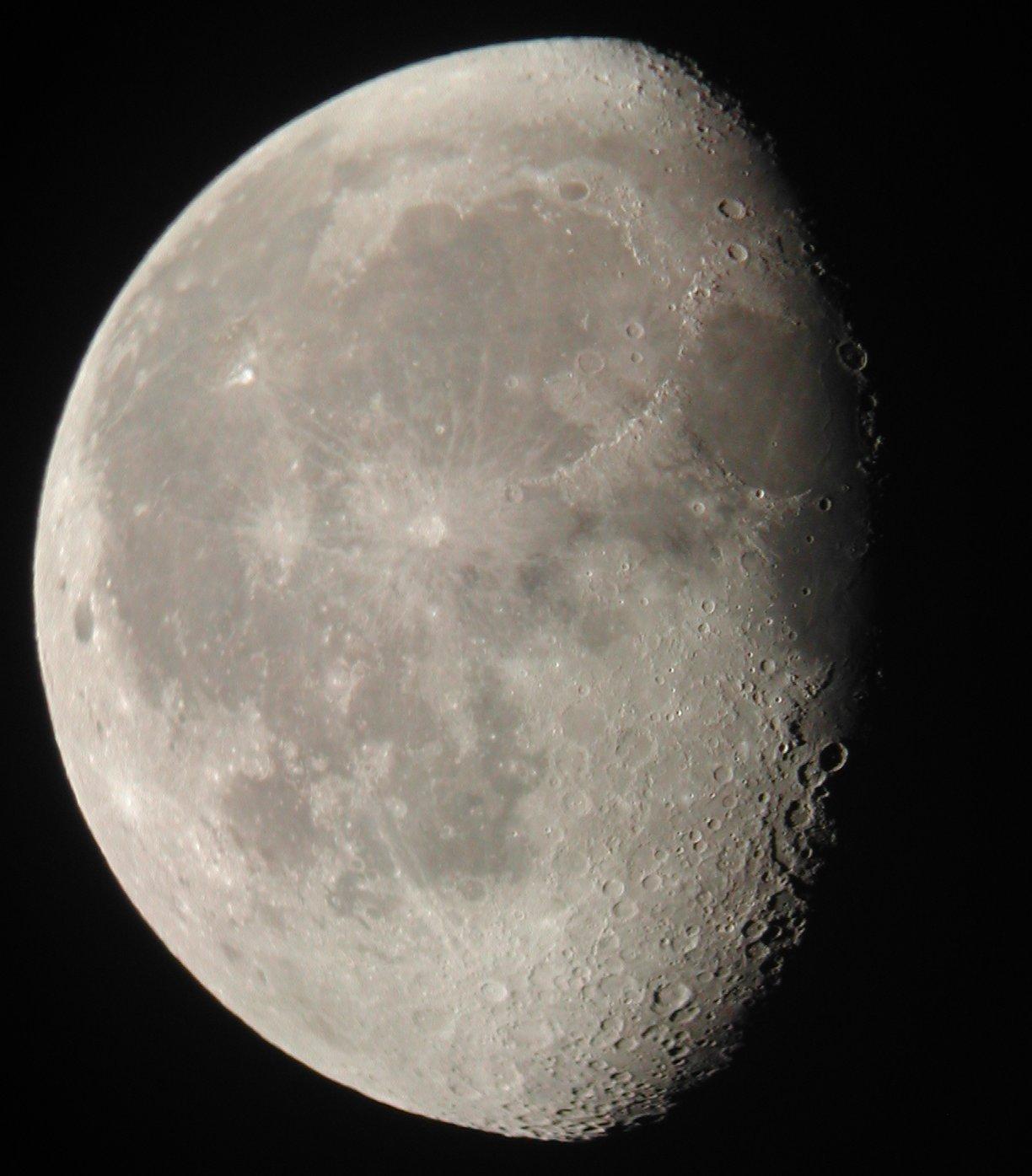 Moon Photo Page